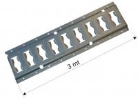 Loading Rail INOX (3M)  (AD-020048)