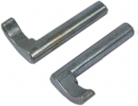 Bolt Zinc Plated Encastrer Locker (Pair) (PAR) (EV-030016)