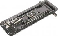 Ecastred Zinc Plated Locker F-12 (FP-200001)