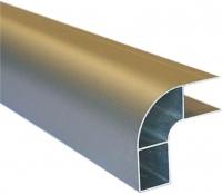 Aluminium Section Lateral Vertical Buffer (PA-000018)